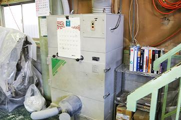 集塵機|株式会社アサヒ工作所
